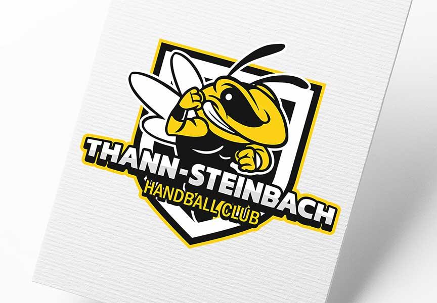 logo handball Thann Stainbach