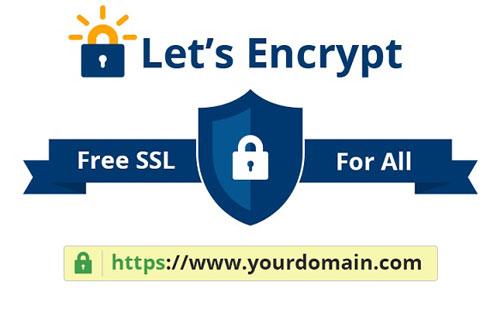 Certificat SSL let's encrypt site sécurisé