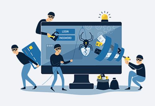 site non sécurisé vulnérable aux hackers