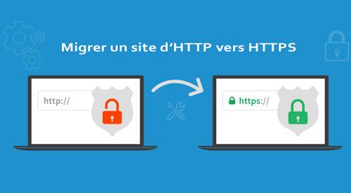 sécuriser un site non sécurisé de HTTP vers HTTPS