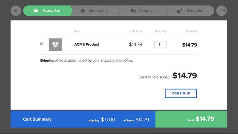 panier client e-commerce